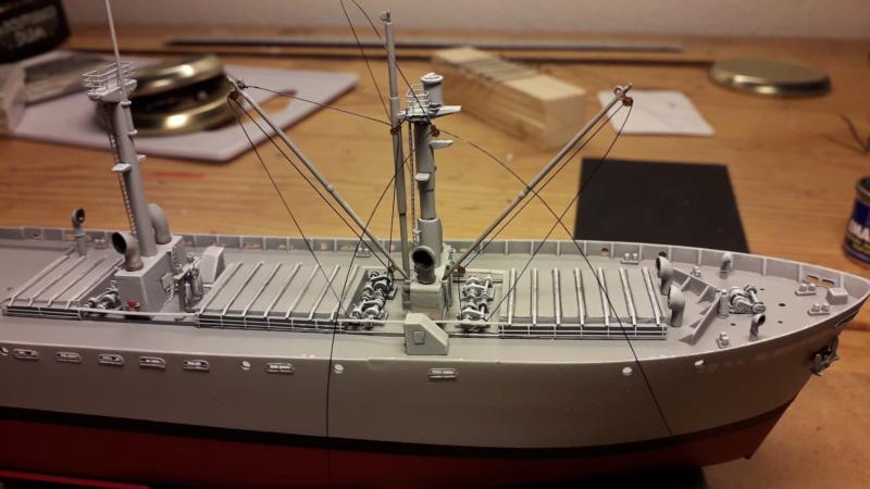 """Liberty ship   """" JOHN W BROWN""""  - Page 3 20200456"""