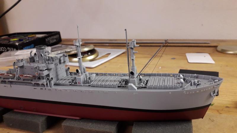 """Liberty ship   """" JOHN W BROWN""""  - Page 3 20200457"""