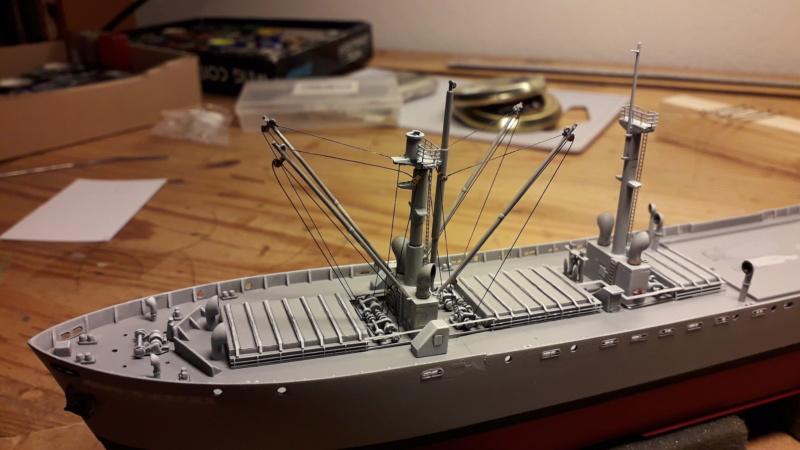 """Liberty ship   """" JOHN W BROWN""""  - Page 3 20200459"""