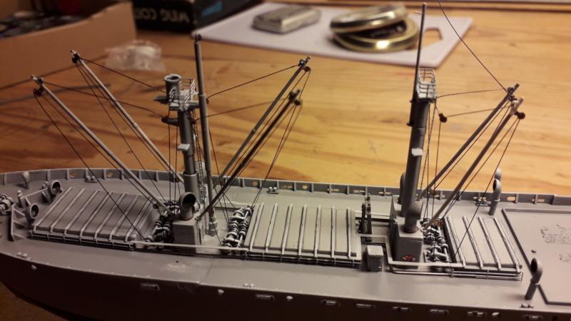 """Liberty ship   """" JOHN W BROWN""""  - Page 3 20200460"""