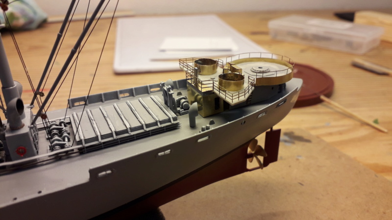 """Liberty ship   """" JOHN W BROWN""""  - Page 3 20200463"""