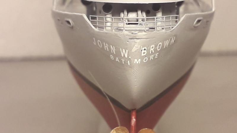 """Liberty ship   """" JOHN W BROWN""""  - Page 3 20200466"""