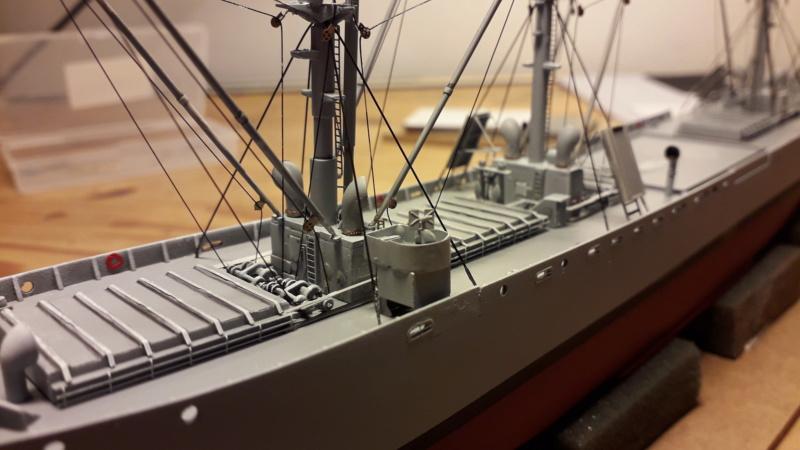 """Liberty ship   """" JOHN W BROWN""""  - Page 4 20200467"""