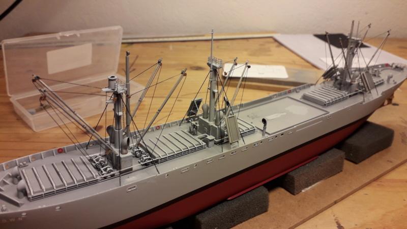 """Liberty ship   """" JOHN W BROWN""""  - Page 4 20200468"""