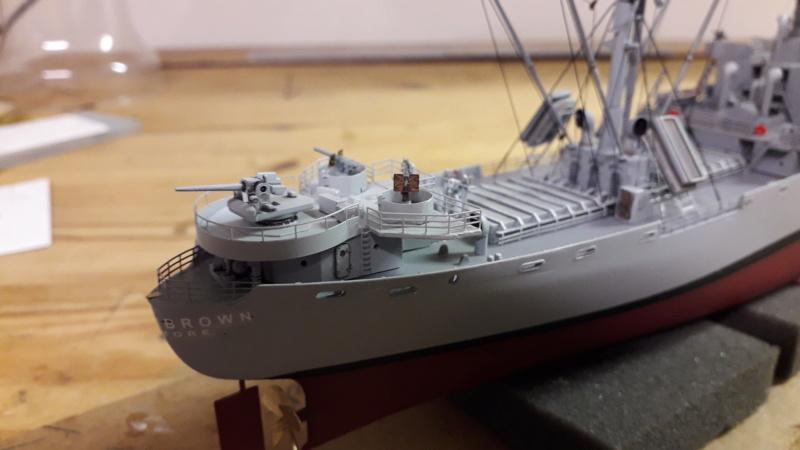 """Liberty ship   """" JOHN W BROWN""""  - Page 4 20200470"""