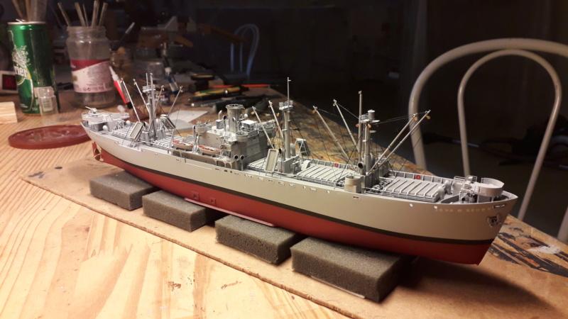 """Liberty ship   """" JOHN W BROWN""""  - Page 4 20200471"""