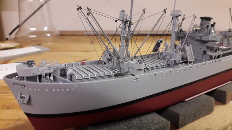"""Liberty ship   """" JOHN W BROWN""""  - Page 4 20200472"""