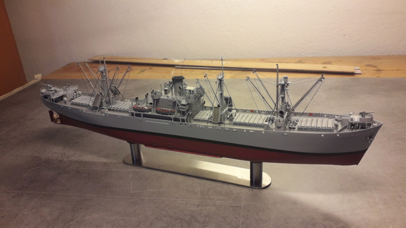 "Liberty ship   "" JOHN W BROWN""  - Page 5 20200473"