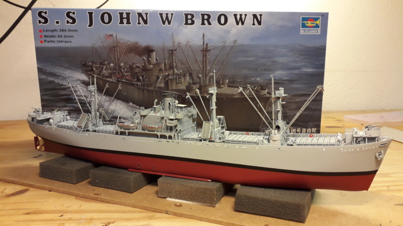 "Liberty ship   "" JOHN W BROWN""  - Page 5 20200476"