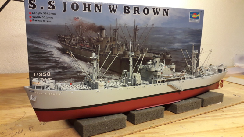 "Liberty ship   "" JOHN W BROWN""  - Page 5 20200477"
