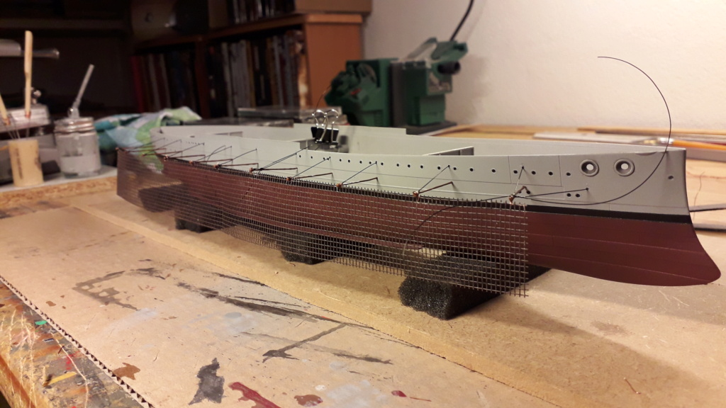 HMS Lord Nelson 1/350 Trumpeter 20210425