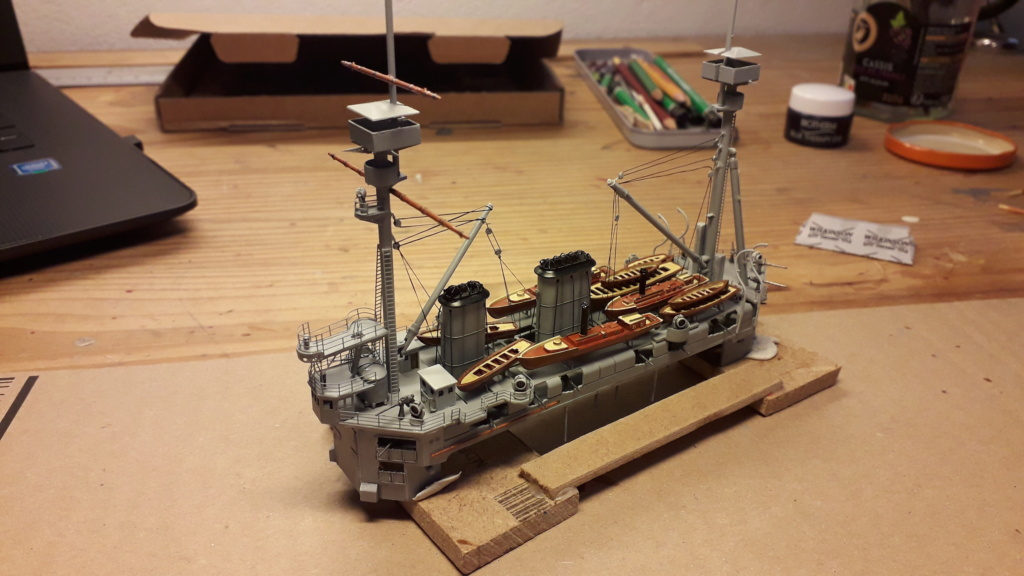 HMS Lord Nelson 1/350 Trumpeter 20210432