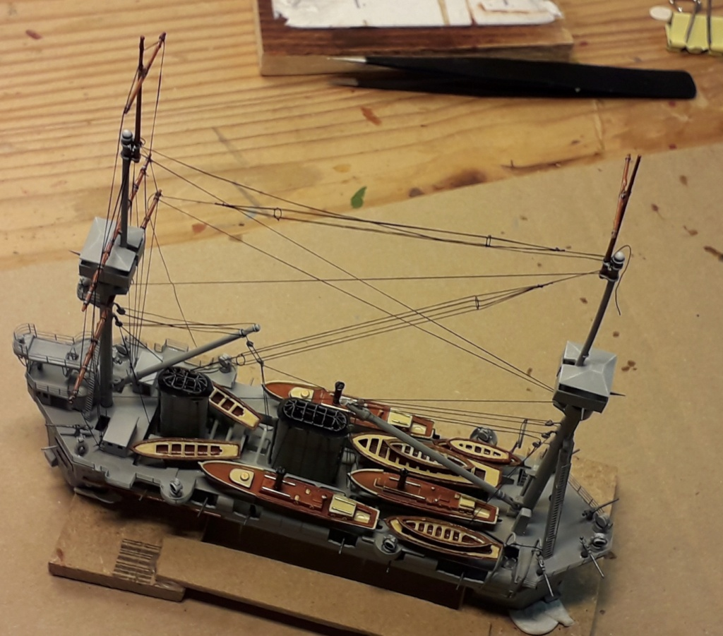 HMS Lord Nelson 1/350 Trumpeter 20210433