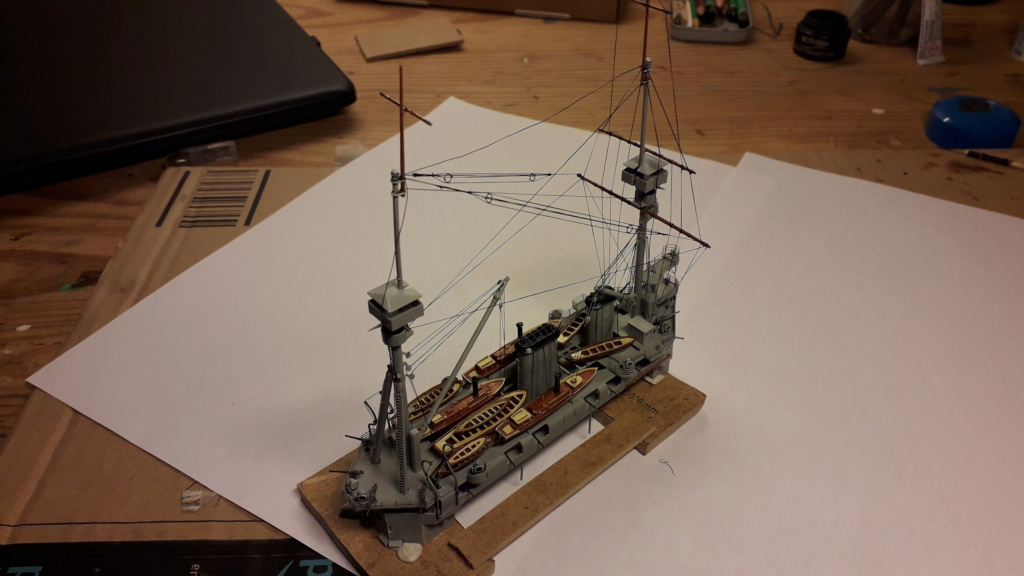 HMS Lord Nelson 1/350 Trumpeter 20210435