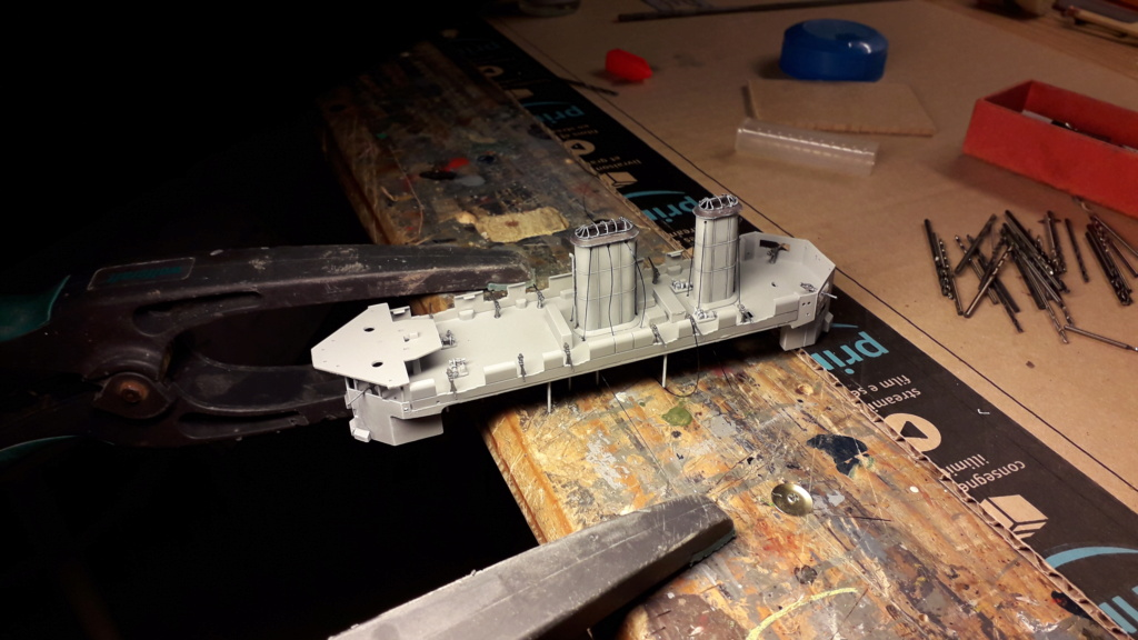 HMS Lord Nelson 1/350 Trumpeter 20210436