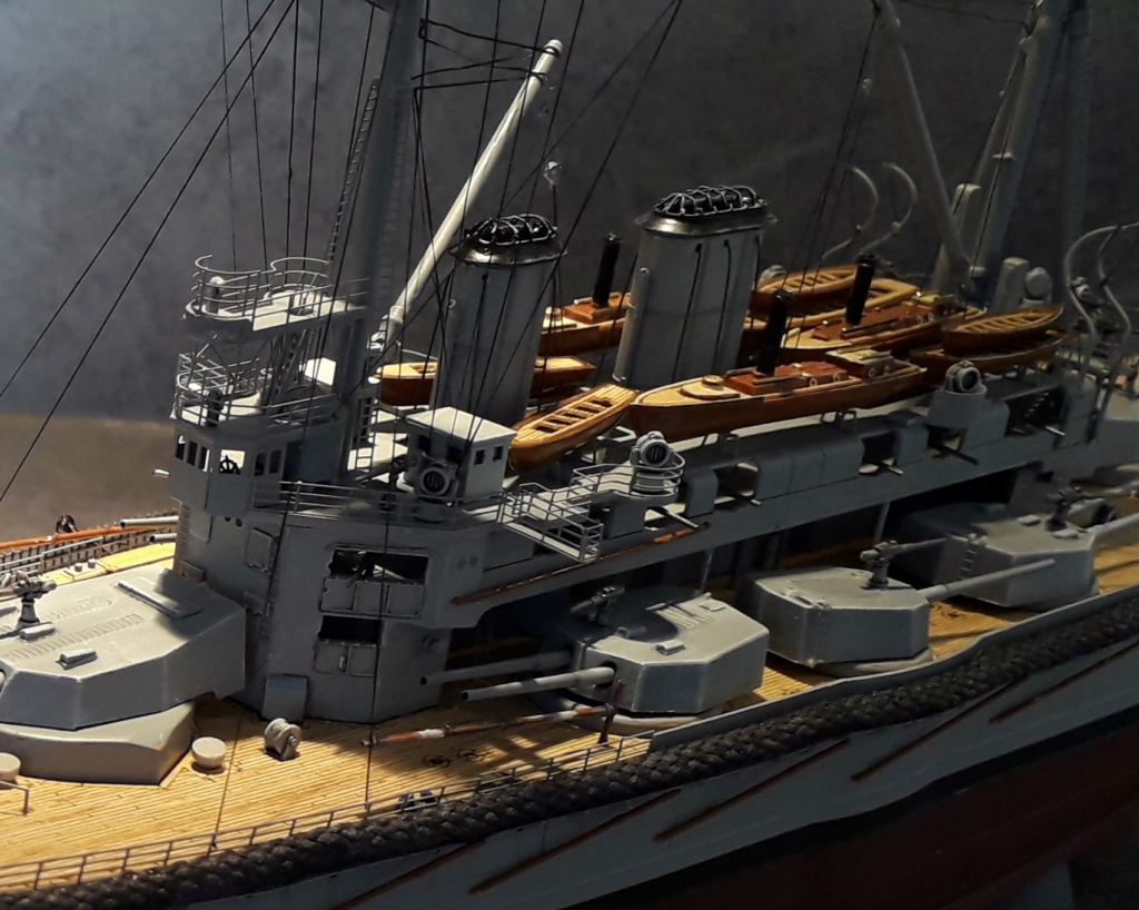 HMS Lord Nelson 1/350 Trumpeter 20210510