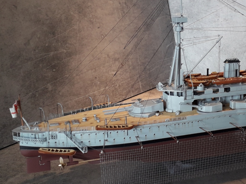HMS Lord Nelson 1/350 Trumpeter 20210511