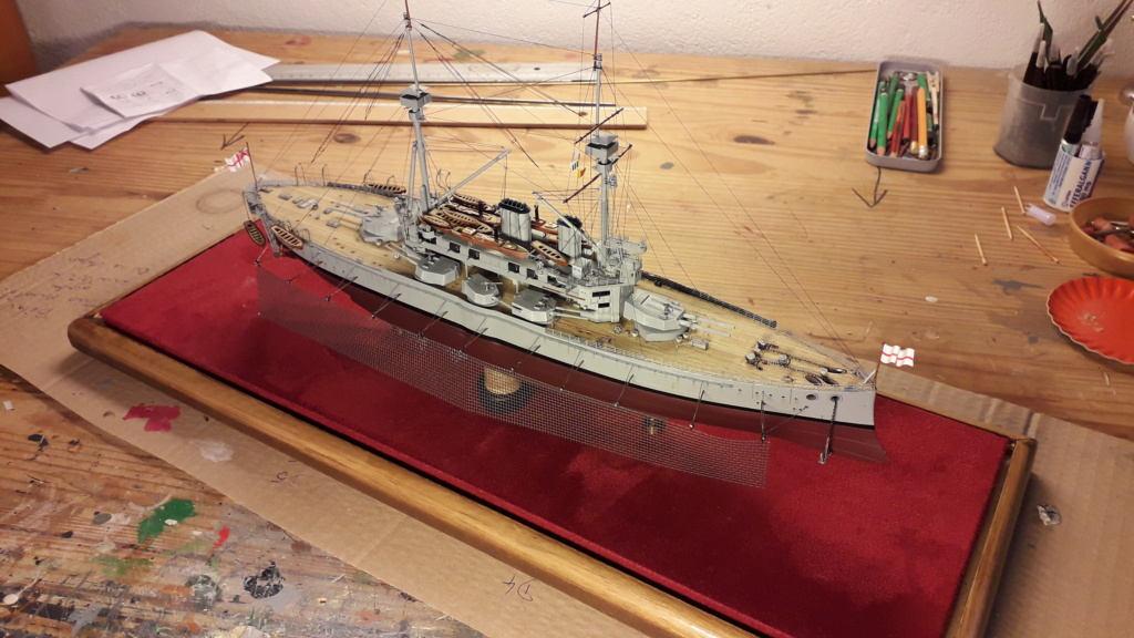 HMS Lord Nelson 1/350 Trumpeter 20210513