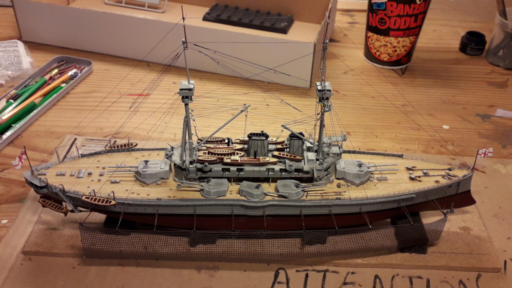 HMS Lord Nelson 1/350 Trumpeter 20210514
