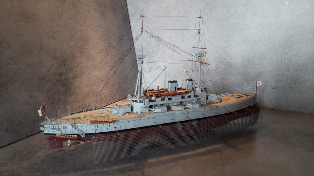 HMS Lord Nelson 1/350 Trumpeter 20210515