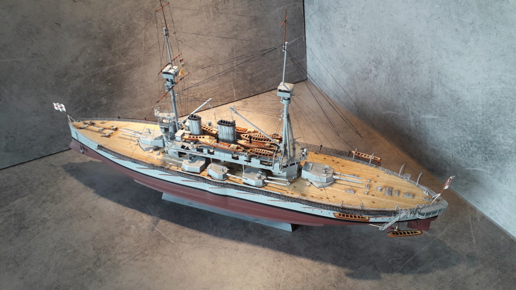 HMS Lord Nelson 1/350 Trumpeter 20210516
