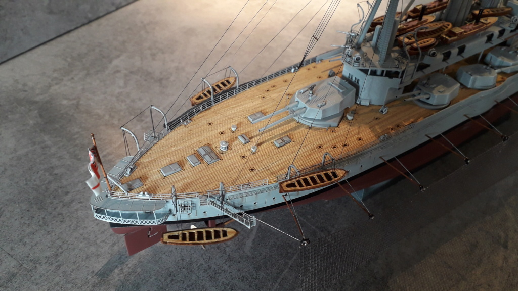 HMS Lord Nelson 1/350 Trumpeter 20210517