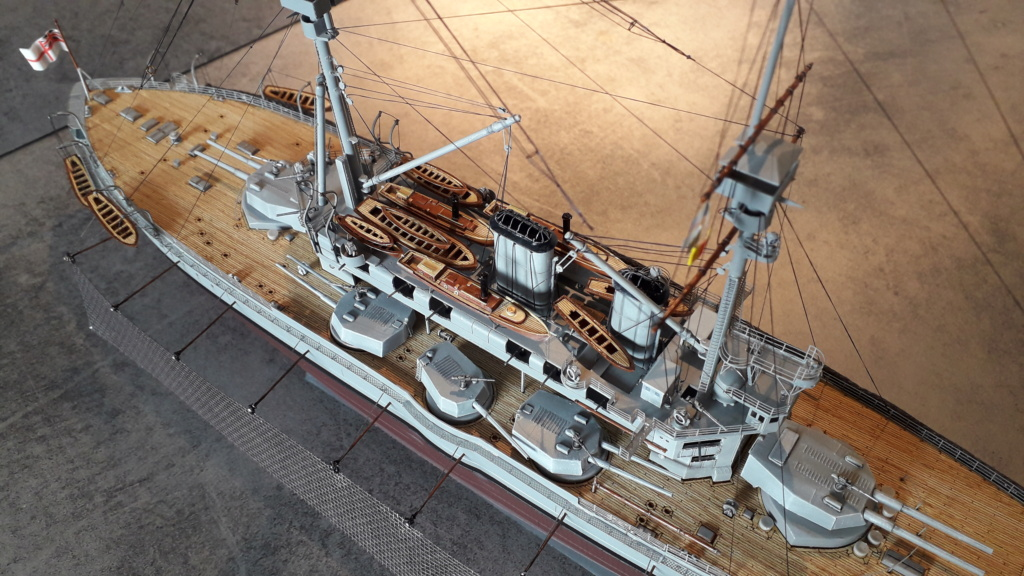 HMS Lord Nelson 1/350 Trumpeter 20210519