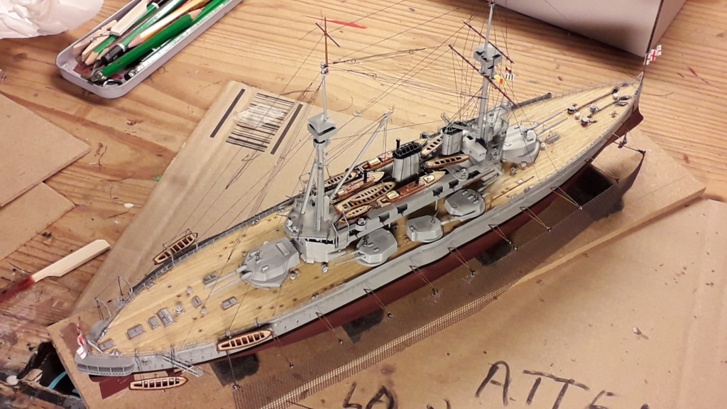 HMS Lord Nelson 1/350 Trumpeter 20210522
