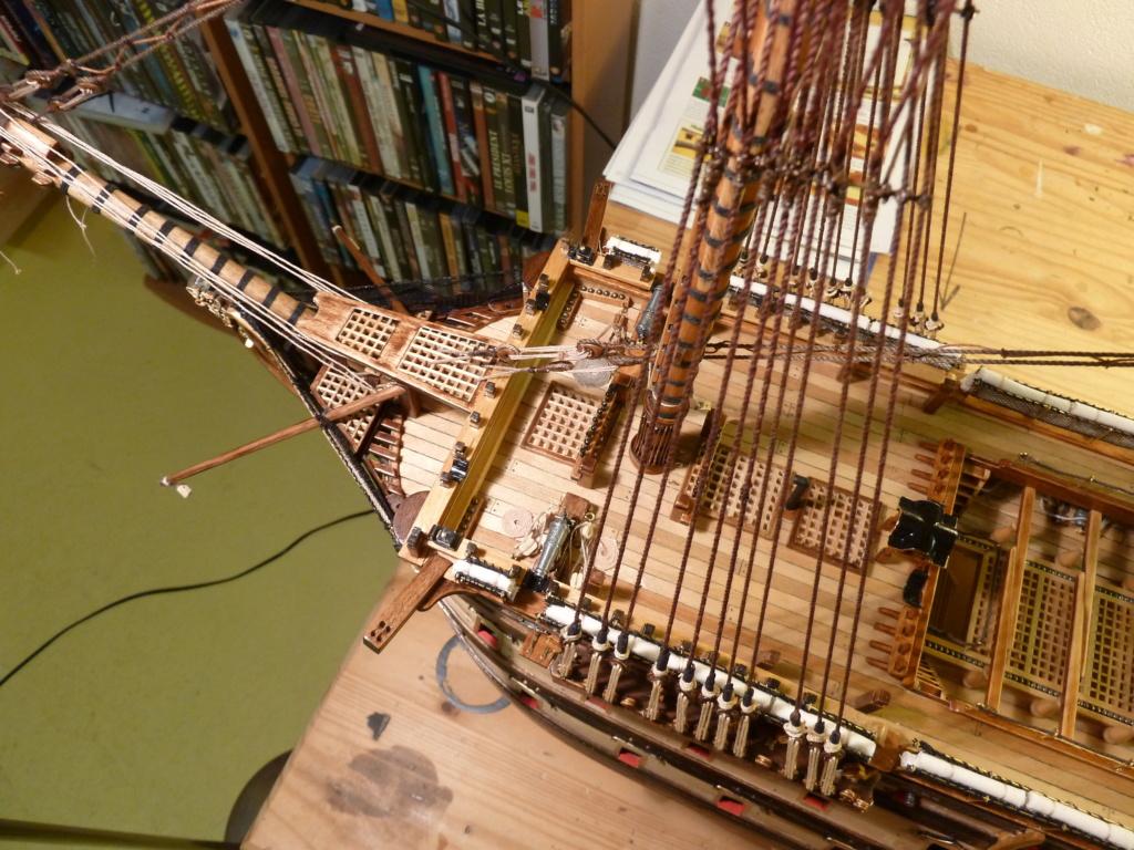 HMS Victory (Altaya 1/84°) de lardy P1150712
