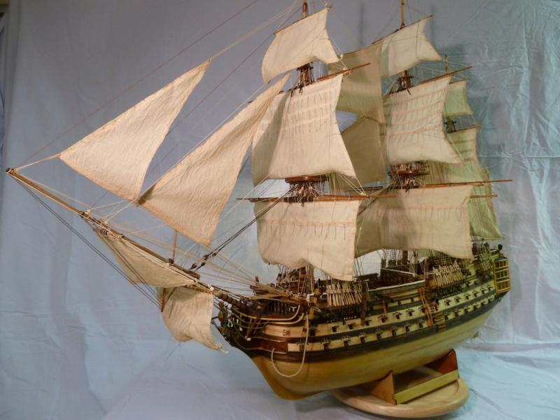 HMS Victory (Altaya 1/84°) de lardy P1150811