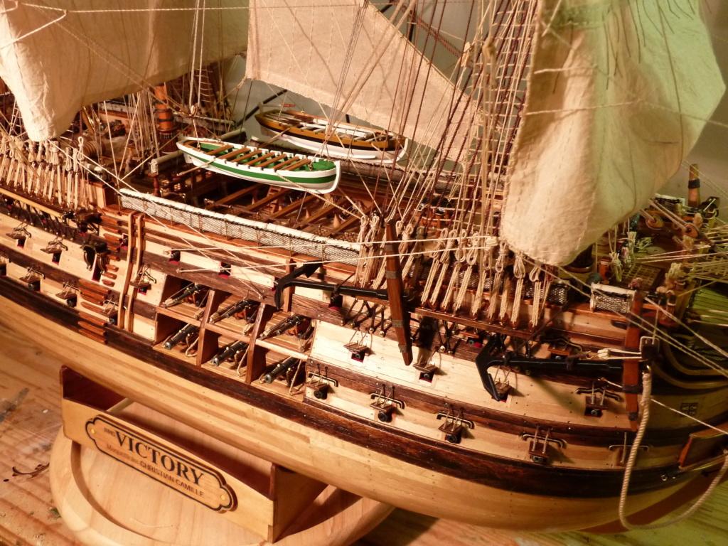 HMS Victory (Altaya 1/84°) de lardy P1160214