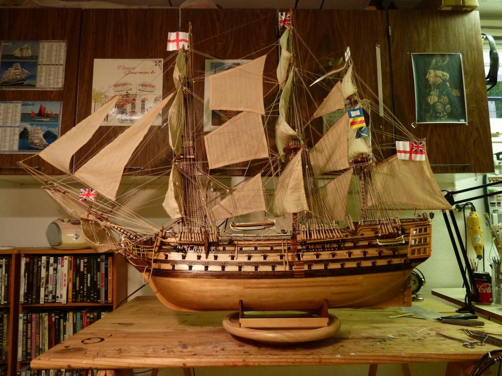 HMS Victory (Altaya 1/84°) de lardy P1160215