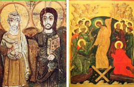 7 Églises d'Apocalypse c'est toute humanité maintenant en Arc-en-Ciel des enfants de Noé Eglise12