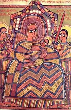7 Églises d'Apocalypse c'est toute humanité maintenant Ethioe10