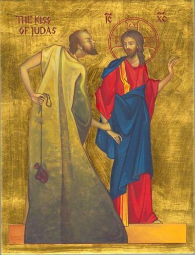 Antechrist est nouveau Judas Iscariote hypocrite, pharisien et idole de soi-même: comment résister Judasa15