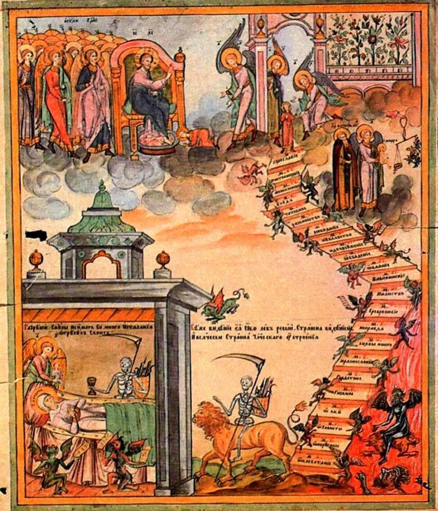 L'Église Orthodoxe ne croit pas au purgatoire ! Mytars10