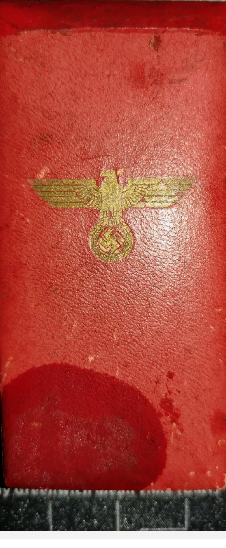 Avis Médaille Annexion Memel Img_2175