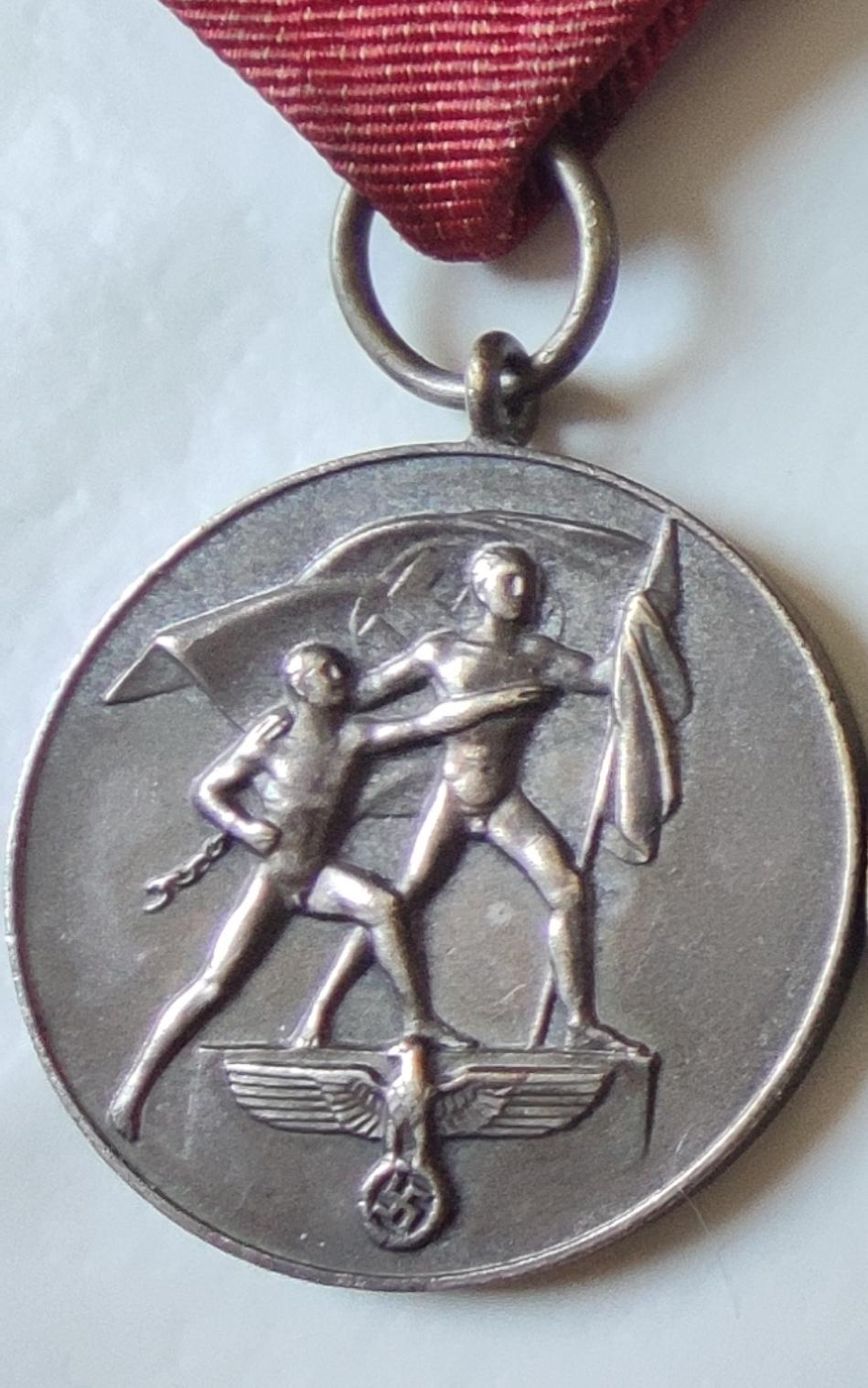 Médaille 13 mars 1938 Img_2305