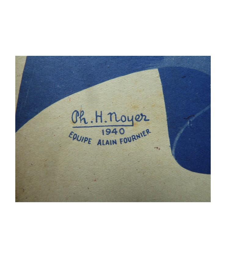 Affiche de propagande vichy - Pétain Marech10