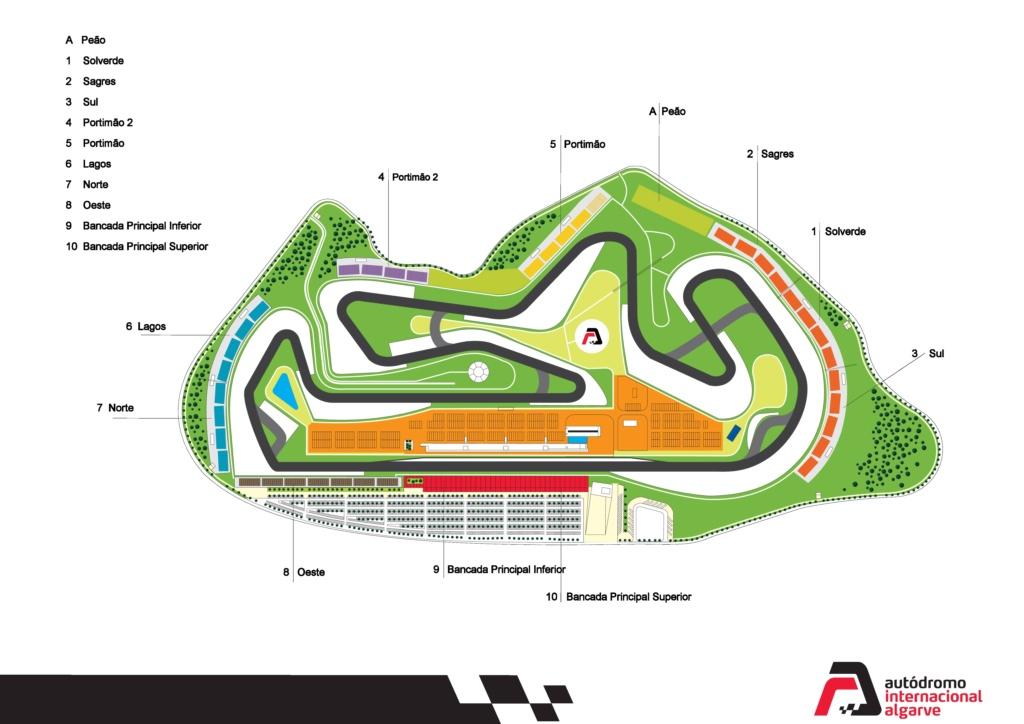 Moto GP  Portugal (Portimão 22 de Novembro) Stands11