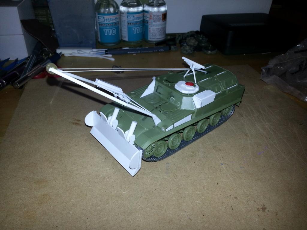 AMX 13 VCG Véhicule de combat du Génie 20121024