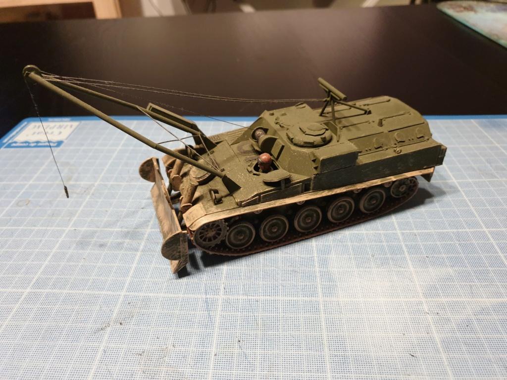 AMX 13 VCG Véhicule de combat du Génie 95643810