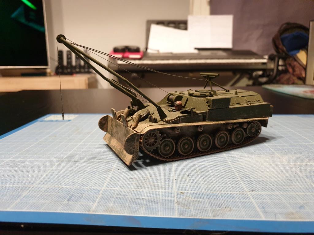 AMX 13 VCG Véhicule de combat du Génie 95740413