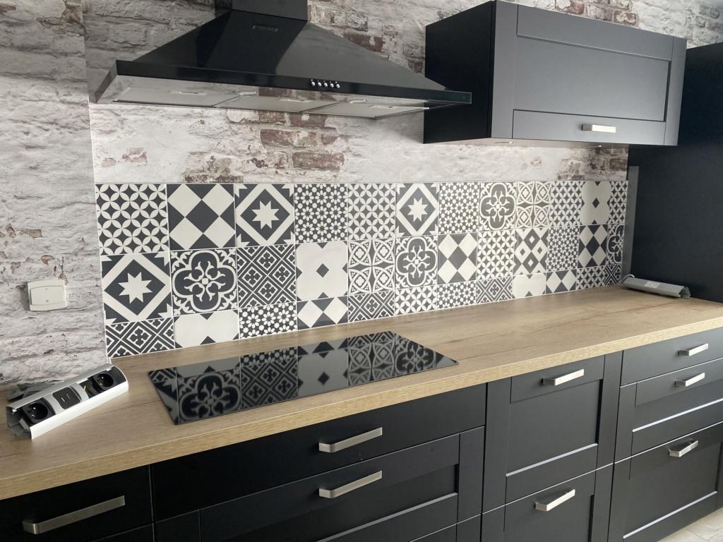 Idée pour tapisserie deco industriel A2975610