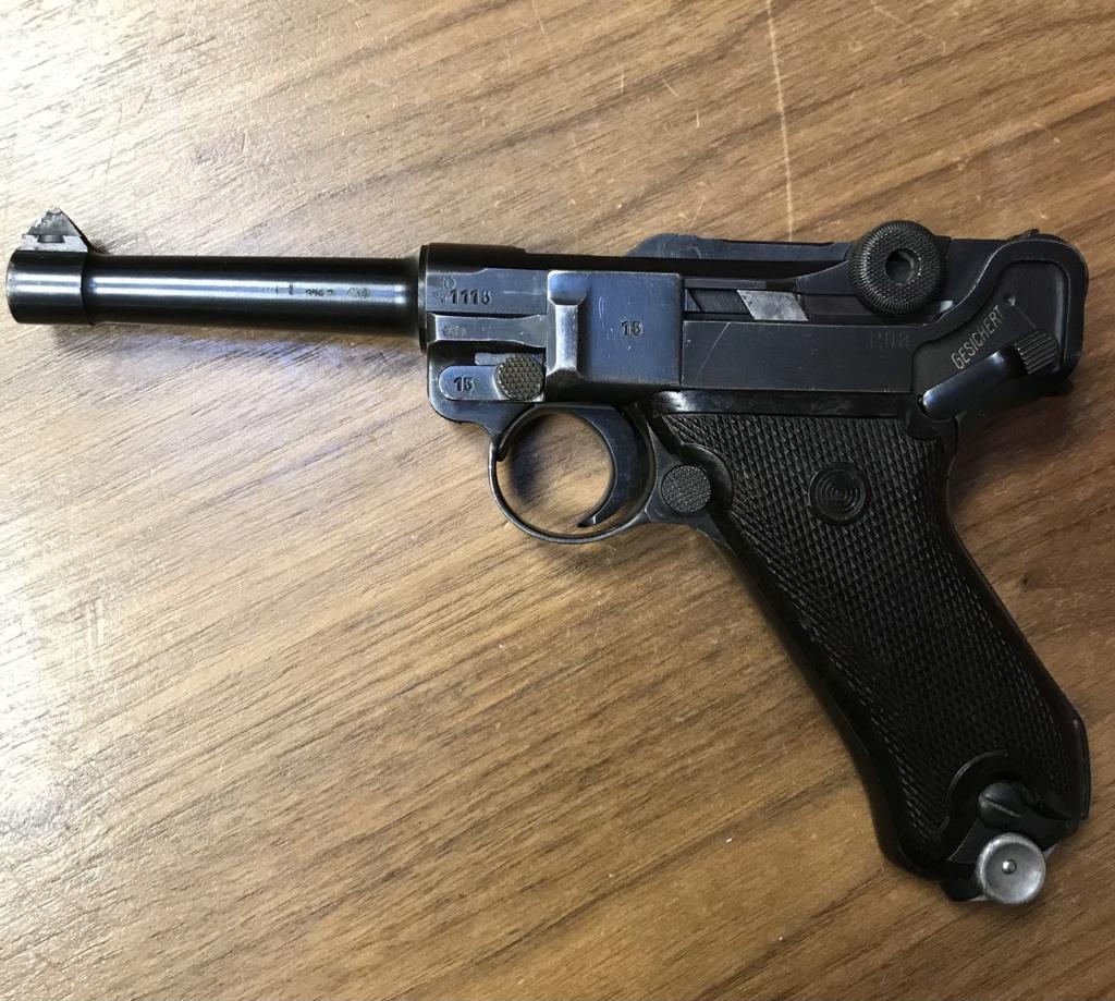 Réflexions sur la production de pistolets Luger P 08, par Mauser, en 1945-1946. - Page 6 4f246510