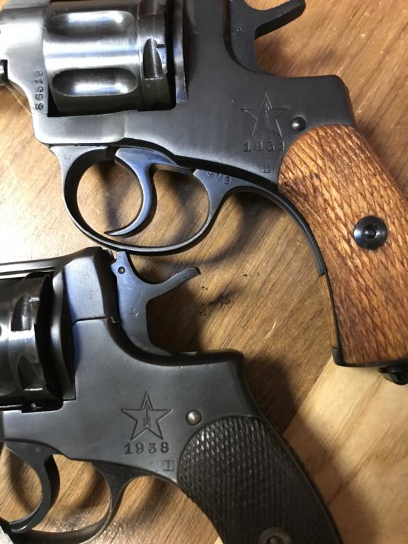 Hausses différentes  revolver Nagant D7f52410