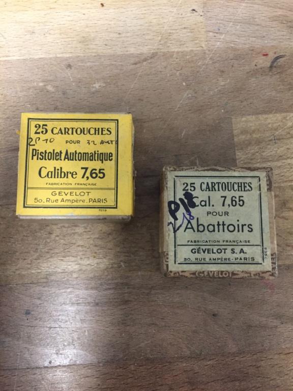 Cartouches 7,65 pour abattoirs ! Image12
