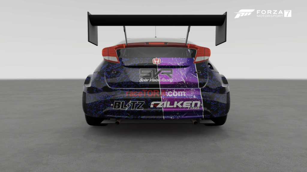 TORA 12 Hours of Silverstone - Livery Inspection Forza_17