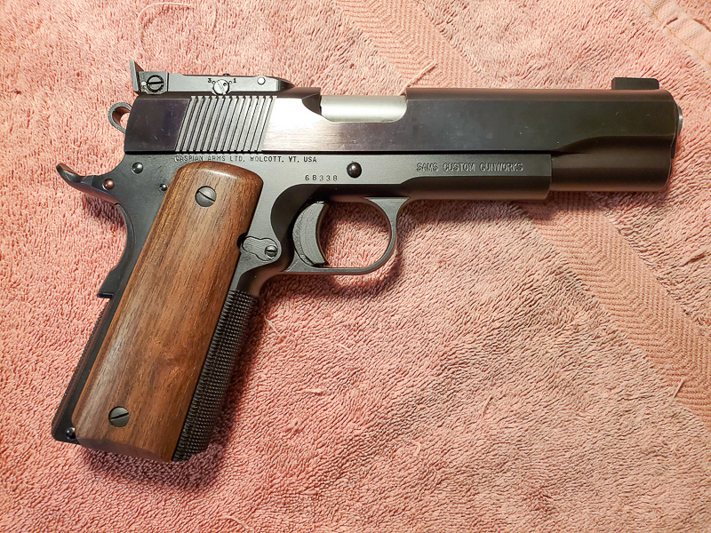 Help with two Guns Samsri12