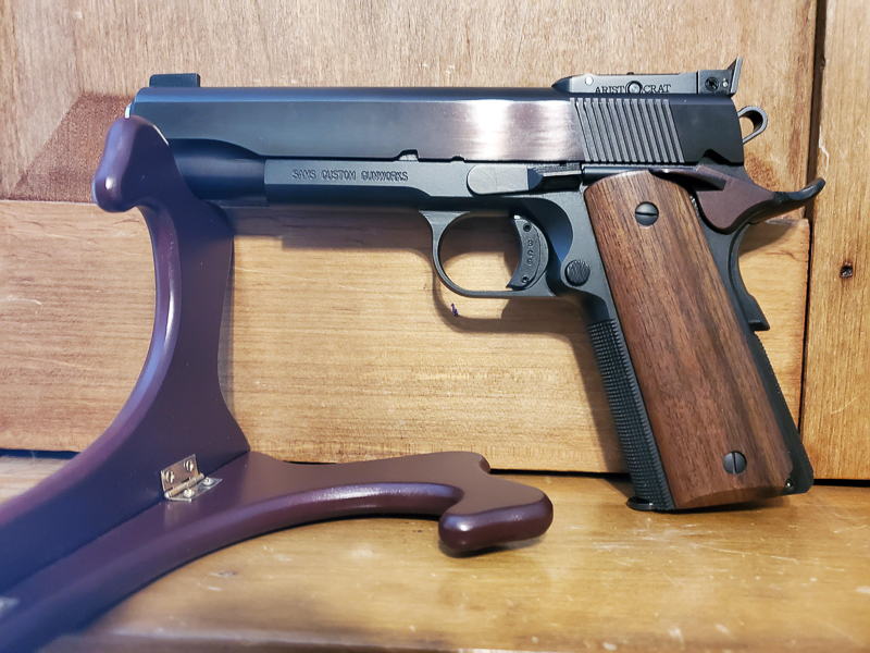 Removed from Sale: S&W 41  Scg-410
